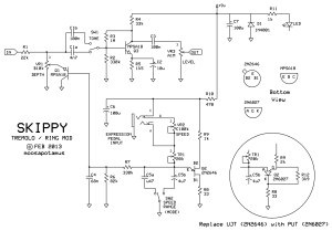Skippy schematic