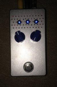 Tube Steak Fuzz Enclosure